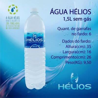 Fardos de Água 1,5L