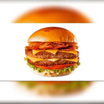 Double Bacon Mel
