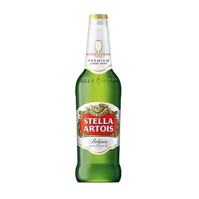 Cerveja Stella On Way - 550ml