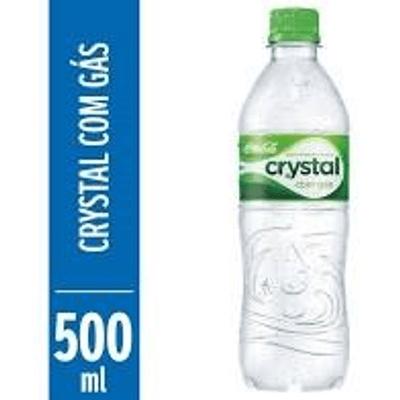 Água Crystal COM GAS