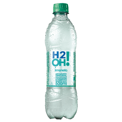 H2OH Limoneto 600ml