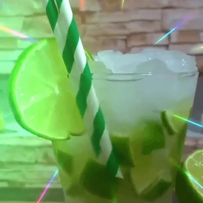 Caipirinha com Agua de Coco 300ml