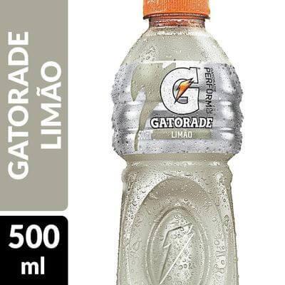 Gatorade Limão 500ml