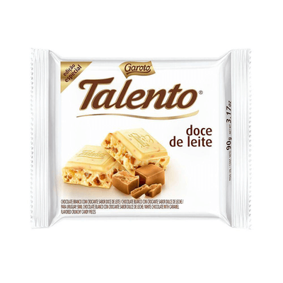 Talento Doce de Leite 90g