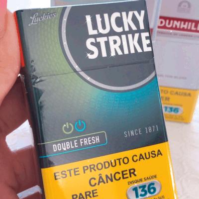 Lucky strike double
