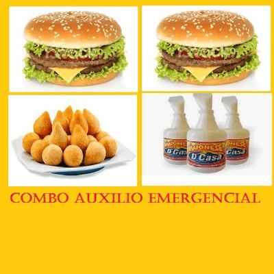 Combo- Auxilio Emergencial