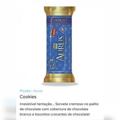 Aurus Cookies