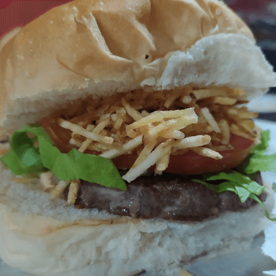 2 - Hambúrguer