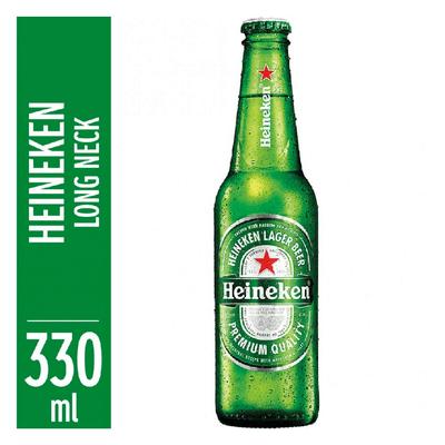 Heineken Long Neck Tradicional