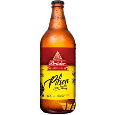 Artesanal Bruder Pilsen | 600 ml