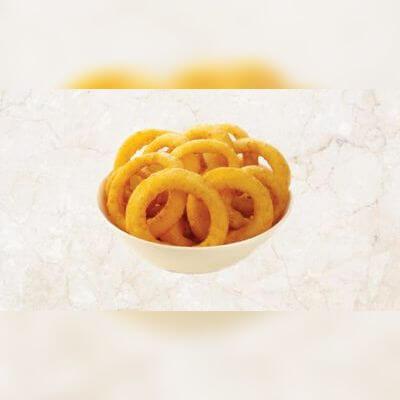 Anéis de Cebola do Olimpo