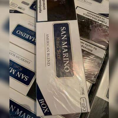 Cigarro San Marino Nacional