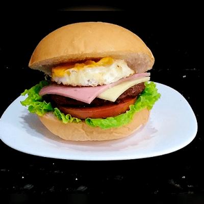 5- Hambúrguer