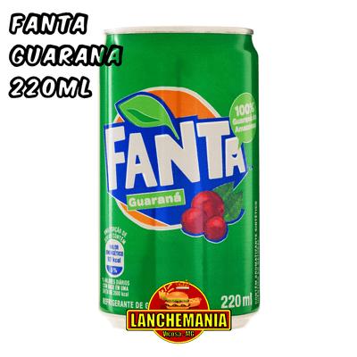 Mini Lata Guaraná