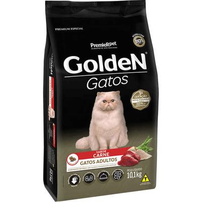 Golden Gatos Adultos 10 KG