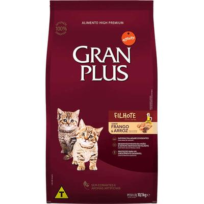 Gran Plus Gato Filhote 1KG
