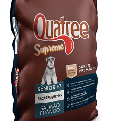 Quatree Supreme sênior +7 10kg