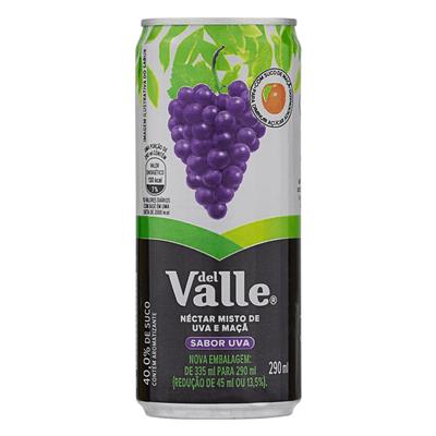 Suco Del Valle 290ml - Uva