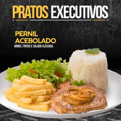 Pernil Acebolado