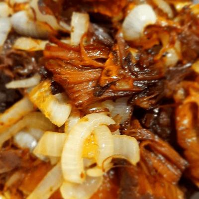 Frito - Costelas Fritas