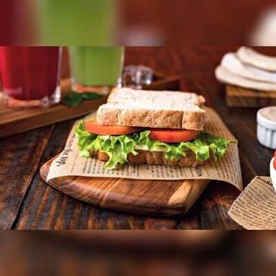 Sanduíche de Mussarela