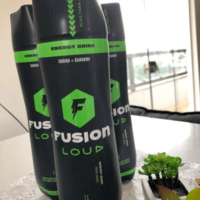 Energético fusion 1L