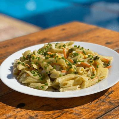 Macarrão Vegetariano