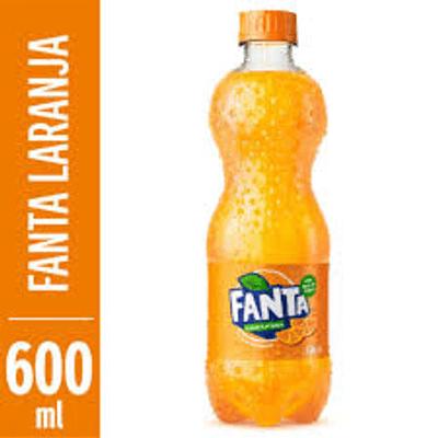 FANTA LARANJA  600 ML