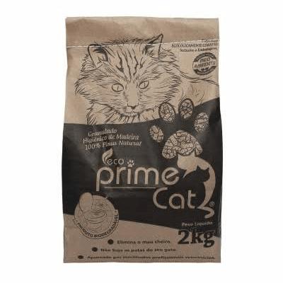 Granulado Madeira Prime Cat 2kg