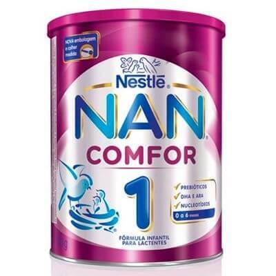 Nan Comfor 1 Nestle - 800g