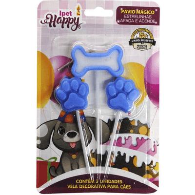 Vela Aniversário Cães