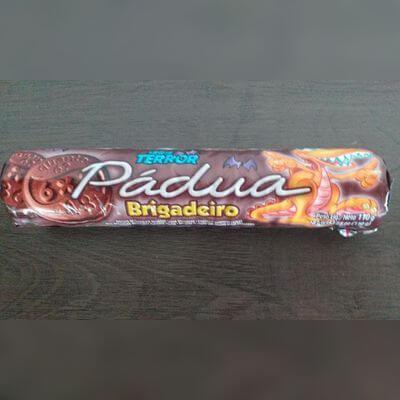 Biscoito Recheado Pádua de Brigadeiro