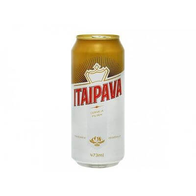 Cerveja Itaipava 473ml