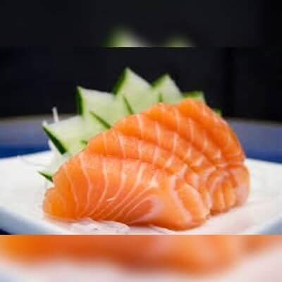 Sashimi de Salmão | 5 Unidades