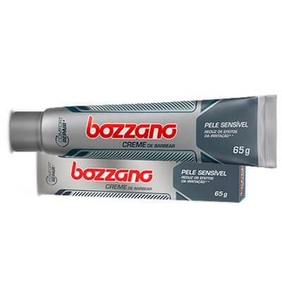 Creme de Barbear Bozzano - 65g