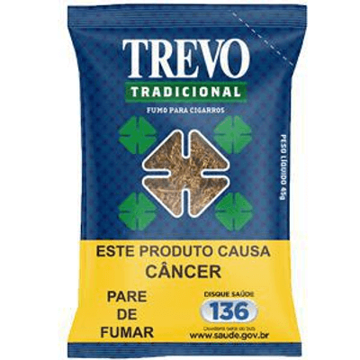 Fumo Trevo Tradicional - 45g