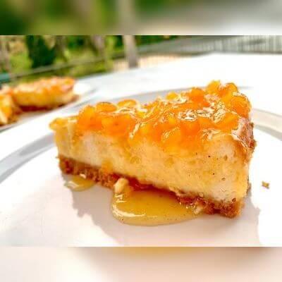 Cheesecake | Fatia