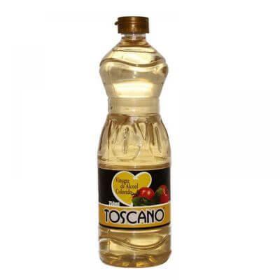 Vinagre de Álcool Colorido Toscano 750ml