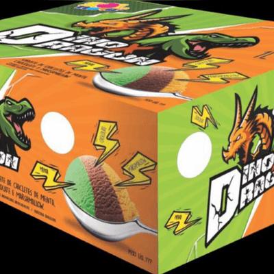 Dino x Dragon