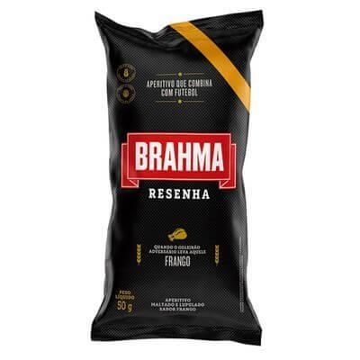 Salgadinho Brahma Frango 50g