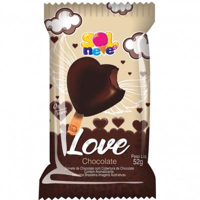 Picolé de Love Chocolate
