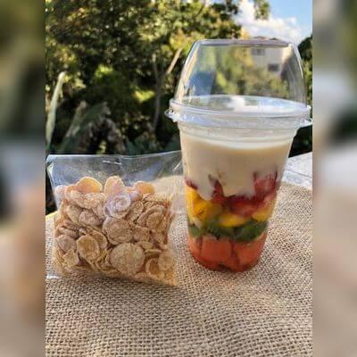 Salada de Frutas Gourmet  - 270 ml