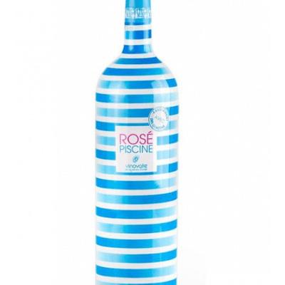 Vinho Fracês Rose Piscine Stripes - 750ml