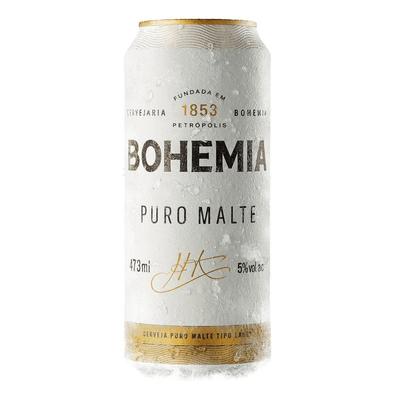 Bohemia Latão 473ml