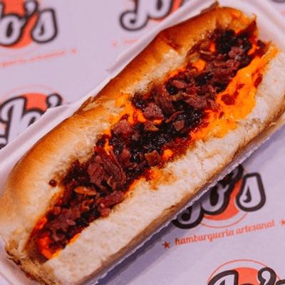 Hot-Dog Cheddar Crispy