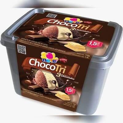 Pote Chocotri - 1,5L