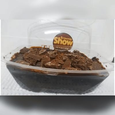 Marmitinha de Brownie Recheada com Cobertura G 39