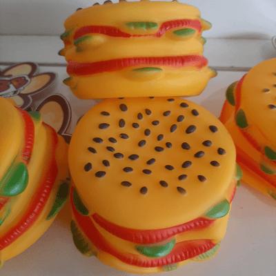 Hambúrguer  Pequeno