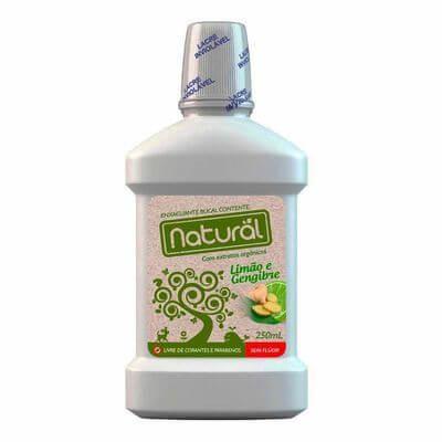 Enxaguante Bucal Natural - 250ml