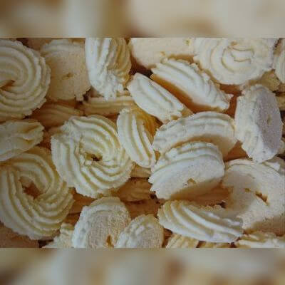 Rosca de Leite Condensado - 100g